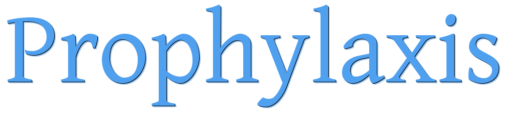 Prophylaxis - Financial Risk Management